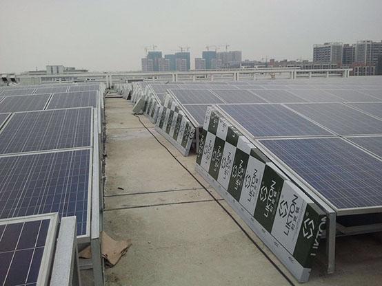华为太阳能光伏发电项目